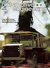 Automotive Engineering 1976-05-01