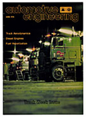 Automotive Engineering 1976-06-01