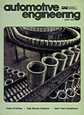 Automotive Engineering 1982-06-01