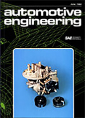 Automotive Engineering 1984-06-01