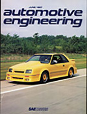 Automotive Engineering 1987-06-01