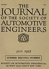 Journal of the S.A.E. 1925-07-01