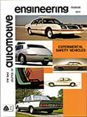 The S.A.E. Journal of Automotive Engineering 1972-08-01