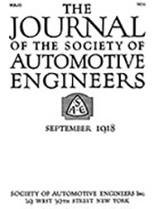 Journal of the S.A.E. 1918-09-01