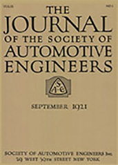 Journal of the S.A.E. 1921-09-01