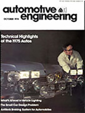 Automotive Engineering 1974-10-01
