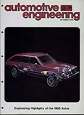 Automotive Engineering 1979-10-01