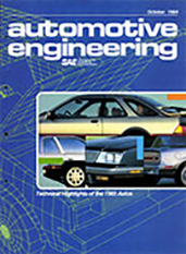 Automotive Engineering 1984-10-01