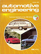 Automotive Engineering 1985-10-01