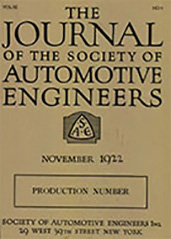 Journal of the S.A.E. 1922-11-01