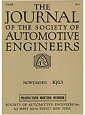 Journal of the S.A.E. 1923-11-01