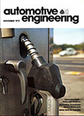 Automotive Engineering 1972-11-01