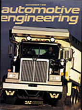 Automotive Engineering 1986-11-01