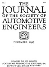 Journal of the S.A.E. 1917-12-01