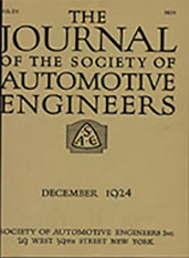 Journal of the S.A.E. 1924-12-01