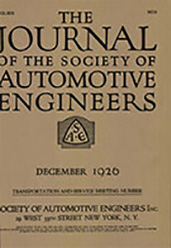Journal of the S.A.E. 1926-12-01
