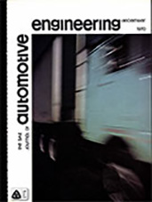The S.A.E. Journal of Automotive Engineering 1970-12-01