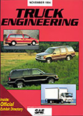 Truck Engineering 1994-11-01