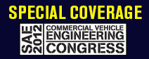 SAE 2012 Commercial Vehicle Engineering Congress