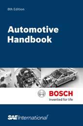 Manuale per autoveicoli Bosch, 8a edizione