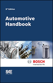 Bosch Automotive Handbook, 9e édition