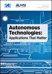 Autonomous Technologies: Applications That Matter