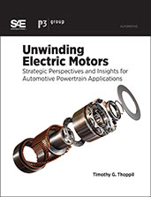 Unwinding Electric Motors