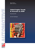 Global Engine Trends & Forecasts to 2020