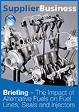 The Impact of Alternative Fuels on Fuel Lines, Seals and Injectors - Briefing