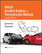 Análises de Acidentes de Veículos e Métodos de Reconstituição, Segunda Edição