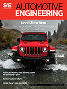 Automotive Engineering International Cover