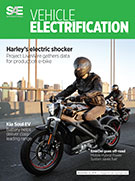 Vehicle Electrification Cover