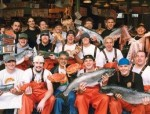 Pike Place fish mongers