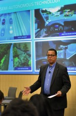 Ken Washington, Vice President, Research and Advanced Engineering, Ford Motor Co.