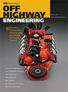 SAE Off-Highway Engineering 2011-05-05 - May 05, 2011