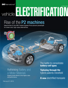 SAE Vehicle Electrification 2012-02-21 - February 21, 2012