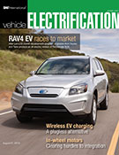 SAE Vehicle Electrification 2012-08-21 - August 21, 2012