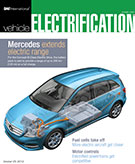 SAE Vehicle Electrification 2012-10-25 - October 25, 2012