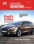 Automotive Engineering International 2013-09-17 - September 17, 2013