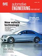 AUTOMOTIVE ENGINEERING INTERNATIONAL 2013-10-01 - October 01, 2013