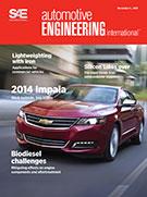 Automotive Engineering International 2013-11-05 - November 05, 2013