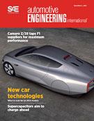Automotive Engineering International 2013-12-03 - December 03, 2013