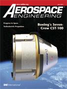 AEROSPACE ENGINEERING 2013-06 - June 03, 2013
