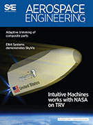 Aerospace Engineering:  November 5, 2014 - November 05, 2014