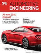 Automotive Engineering:  January 14, 2014 - January 14, 2014