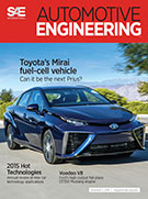 Automotive Engineering: December 2, 2014 - December 02, 2014