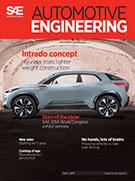 Automotive Engineering:  April 1, 2014 - April 01, 2014