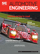 Automotive Engineering:  July 1, 2014 - July 01, 2014