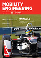 Mobility Engineering:  September 2014 -  August 22, 2014