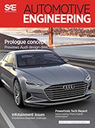 Automotive Engineering:  January 6, 2015 - January 06, 2015